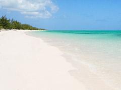 North Caicos Beaches